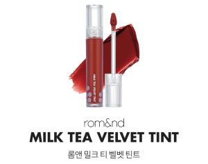 Tổng quan son môi romand milk tea velvet 4.4g Blogsanpham