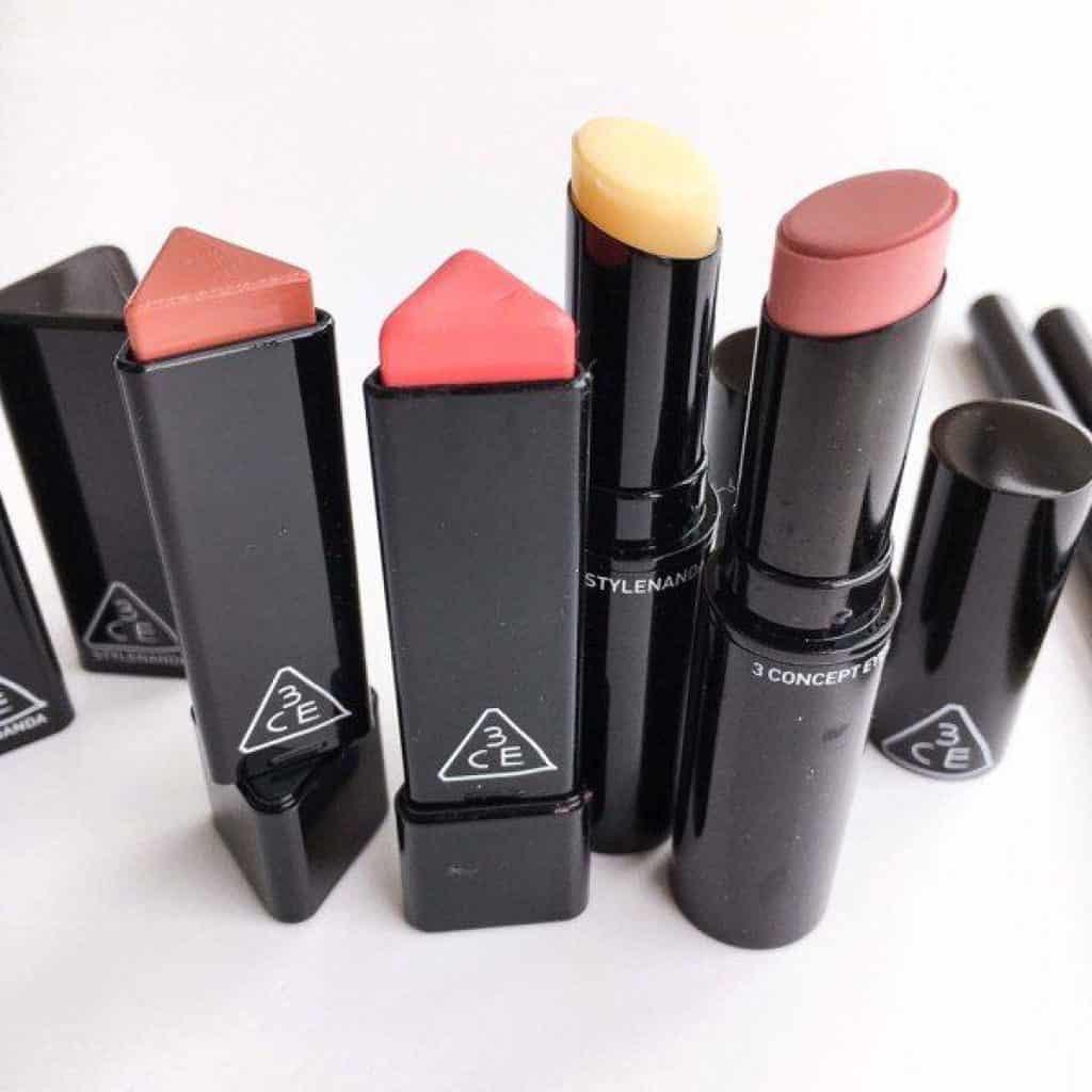 Dưỡng môi 3CE Makeup