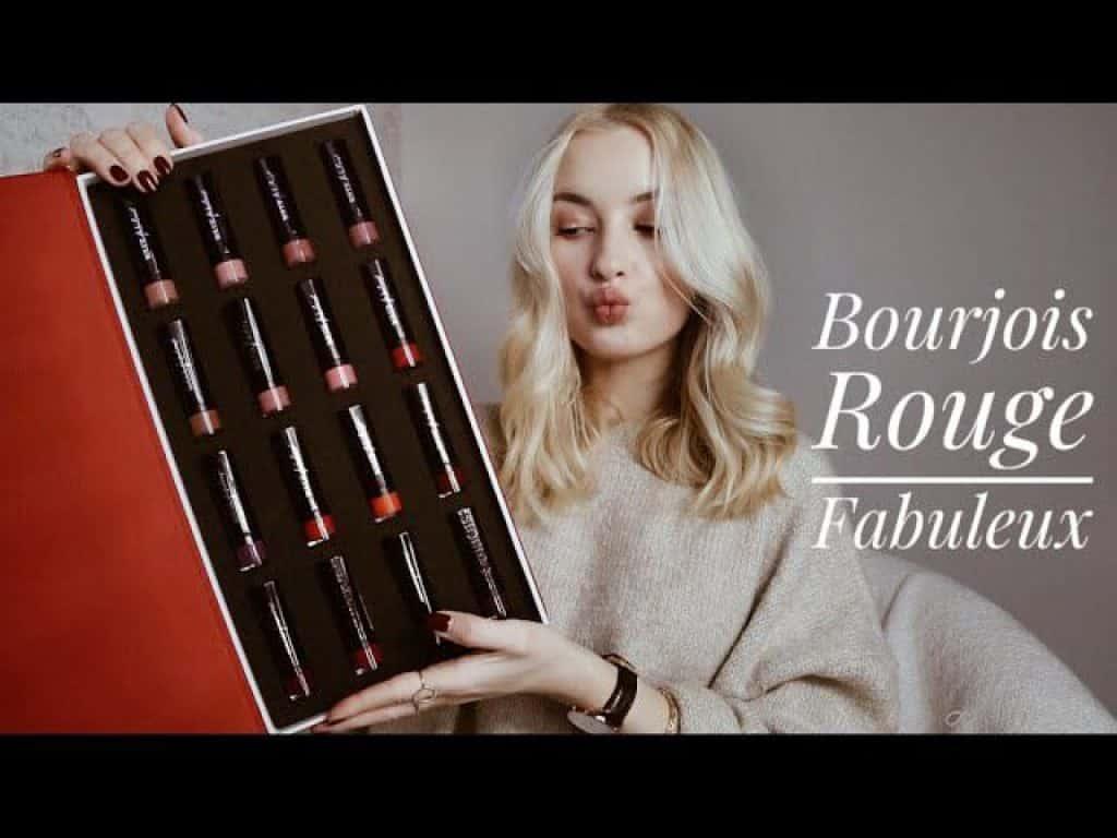 phiên bản son Bourjoirs Rouge Fabuleux
