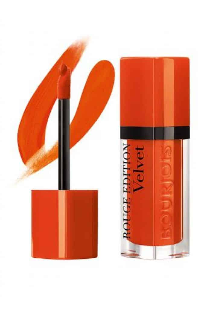 Thiết kế son Bourjois Rouge Edition Velvet Orange