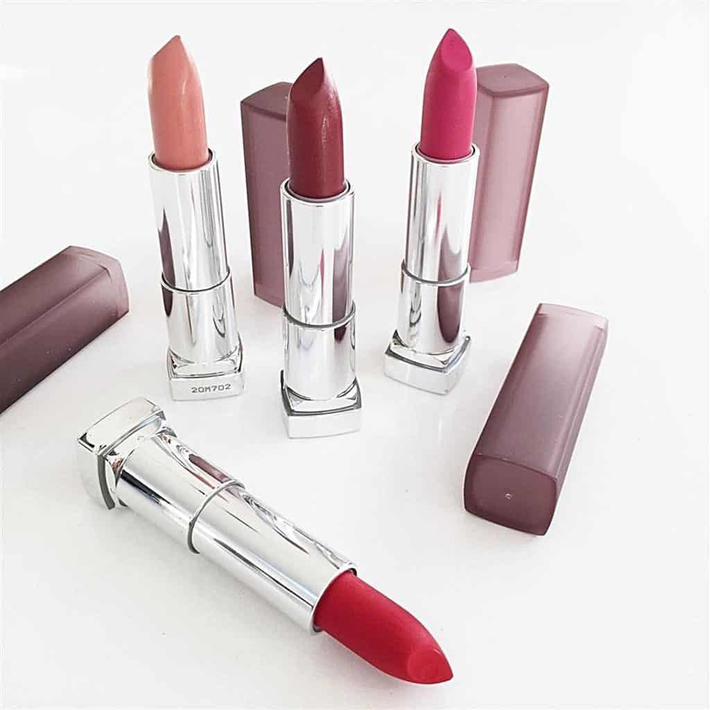 Son thỏi Maybelline Color Sensational Creamy Matte Lipstick